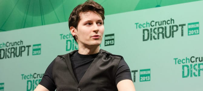 Павел Дуров планирует запустить свою криптовалюту