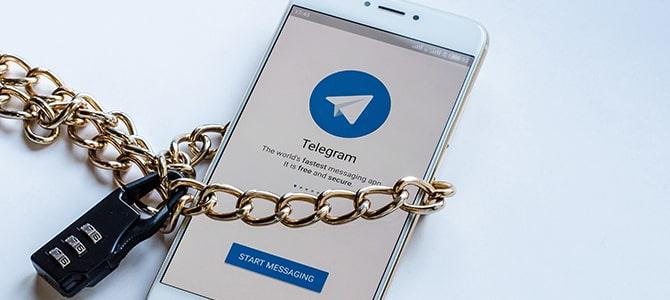 Обход блокировки Telegram. Инструкция
