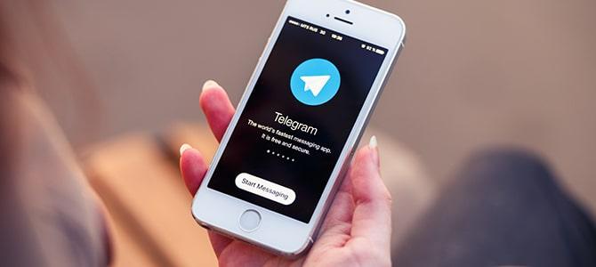 Причина блокировки месенджера Telegram?