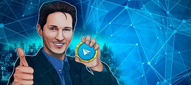 Telegram выпустит 5 млрд. токенов