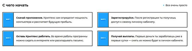 kryptex инструкция